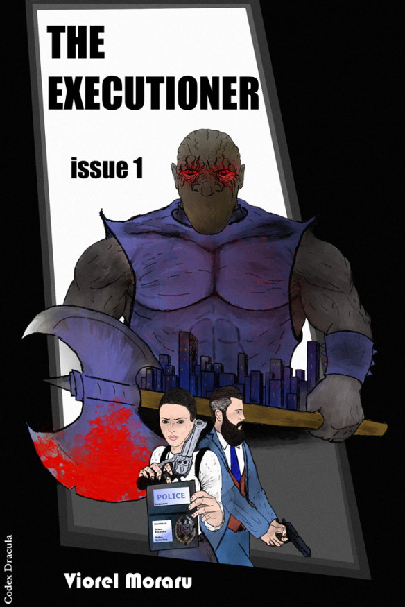 The Executioner issue 1a